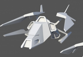 FSS2_3D_RaceShip_Fighter_v02