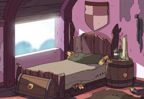 bedroom small