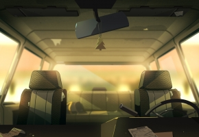 car Interiorv02
