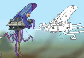 RicksShip_Squid